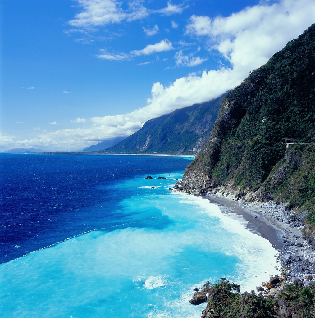 East Coast of Taiwan is home to several world-class scenic attractions. (Part 1)