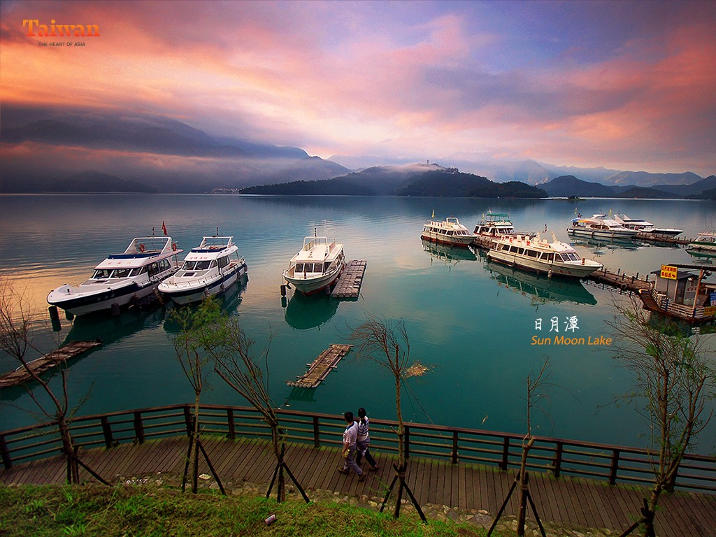 Sun Moon Lake – An Experience Wholly Different Every Few Hours