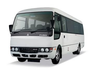 14-seat minibus